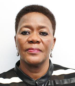 Ms. Tholi Nkambule